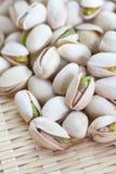 Toasted pistachios Royalty Free Stock Photos