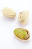 Toasted pistachios Stock Photos