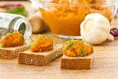Caviar squash Stock Images