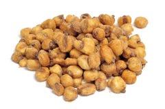Toasted salted corn Stock Photo