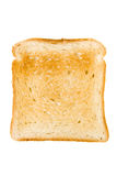 Toasted Slice of Bread Stock Images
