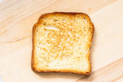 Toasted toast for background Stock Photos