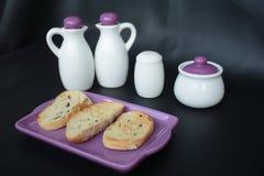 Toasten Sie Brot Lizenzfreie Stockfotografie