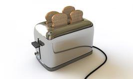 Toaster Lizenzfreies Stockbild
