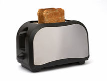 Toaster. Electric toaster Royalty Free Stock Photography