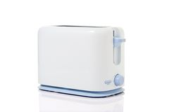 Toaster against white background Royalty Free Stock Image
