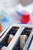 Toaster auf Küche #7 Stockfotos