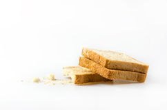 Toaster bread Stock Image