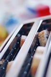 toaster för 6 kök Arkivbilder