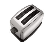 Toaster isolated Royalty Free Stock Photos