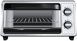 Toaster Oven Royalty Free Stock Photo