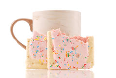 Toaster Pastry stock images