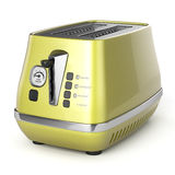 Toaster Retro- Lizenzfreies Stockbild