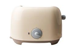 Toaster on White Stock Photos