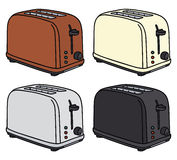Toasters Stock Photo