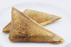Toastie Royalty Free Stock Image
