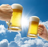 toasting Стоковое Фото