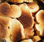 Toasts Royalty Free Stock Image