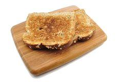 Toasts royalty free stock images