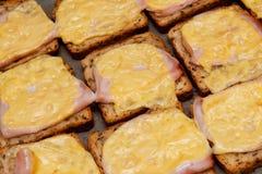 Toasts Royalty Free Stock Photo