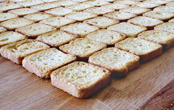 Toasts Stock Image