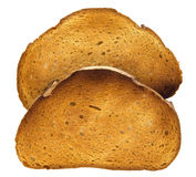 Toasts of bread Royalty Free Stock Image