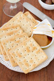 Toasts with pate Stock Photos