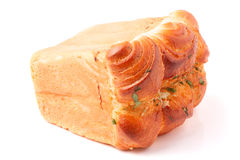 Toasty Organic Loaf of French Bread Stock Photo