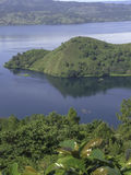 Toba jezioro Fotografia Stock