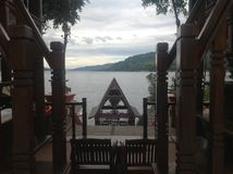 Toba lake Stock Photos