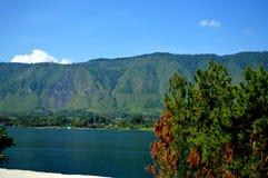 Toba Lake royalty free stock images