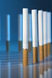Tobacco. Addict, addiction,  cancer, cigarette, close-up, danger, deadly, death, tobacco Stock Image