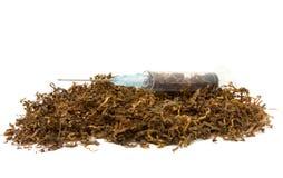 Tobacco Addiction Stock Image