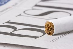 Tobacco Business Stock Images