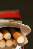 Tobacco Habit Royalty Free Stock Photos