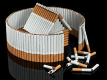 The tobacco hous Royalty Free Stock Image