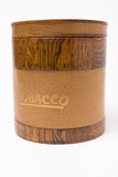Tobacco jar Royalty Free Stock Image