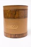 Tobacco jar Royalty Free Stock Image