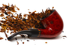 Tobacco-pipe Stock Image