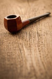 Tobacco pipe Stock Image