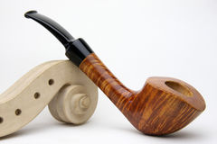 Tobacco pipe Stock Photos