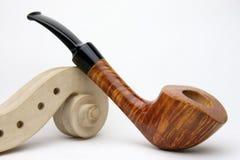 Tobacco pipe Stock Photos
