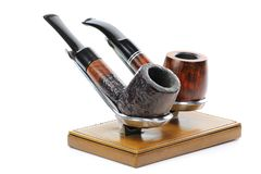 Tobacco pipe Royalty Free Stock Photography