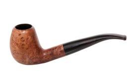 Tobacco pipe close-up Stock Photo
