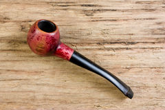 Tobacco pipe old Stock Images