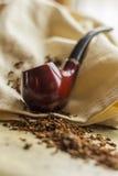 Tobacco Pipe Stock Image