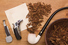Tobacco for pipe Royalty Free Stock Photography
