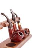 Tobacco pipes Stock Photos