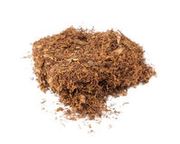 Tobacco for Rolling Cigarettes Royalty Free Stock Images