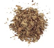 Tobacco stack Royalty Free Stock Photos